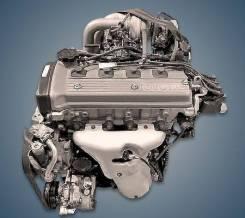 Двигатель 5E-FE (Caldina, RAUM) в сборе с навесным оборудованием.