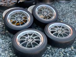 JDM! Японские Кованные Разборные RAYS VOLK Racing GT-N на лете