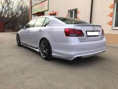 Обвес кузова аэродинамический. Lexus: GS460, GS350, GS430, GS450h, GS300. Под заказ