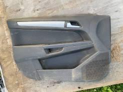 Обшивка двери передняя левая Opel Astra H 04-15 13153881