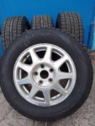 Продам колеса на зимней резине (205/65/R15) Сверловка дисков 5x114.3 8