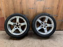 Пара колес Toyota Aristo JZS161 493