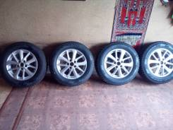 """Зимние колёса """"Тойота"""" R16"""