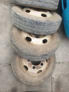 Комплект колес на Mitsubishi Canter 205/70R16LT