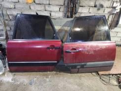 Двери задние Audi 100