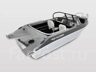 Yamaha Fish. 2020 год, длина 5,20м., двигатель подвесной, 70,00л.с., бензин