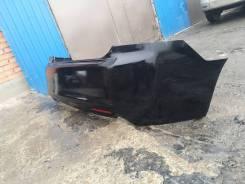 Продам задний бампер черный рестайлинг хонда аккорд 2006-2007 год.