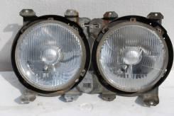 Фары передние Фольксваген Т-2,3; Гольф 2, оригинальные б/у.
