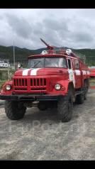 ЗИЛ 131. пожарный автомобиль