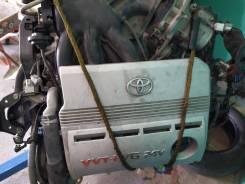 Двигатель всборе 1MZ-FE Toyota Alphard MNH10 15. 2006г. VVT-i
