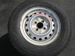 Комплект летних колёс на штамповке 165R13 LT Б/П по РФ E15