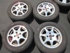 Комплект летних колёс на литье 185 65 14 Б/П по РФ W-61