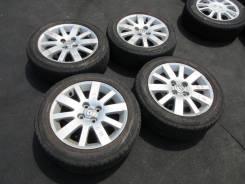 Комплект летних колёс на литье 185 55 15 Б/П по РФ G-51