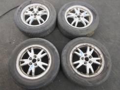 Комплект летних колёс на литье 195 65 15 Б/П по РФ S-65