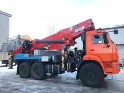 Elephant E-Sky 450. Подъёмник Elephant 45 метров на отечественном или импортном шасси, 45,00м.