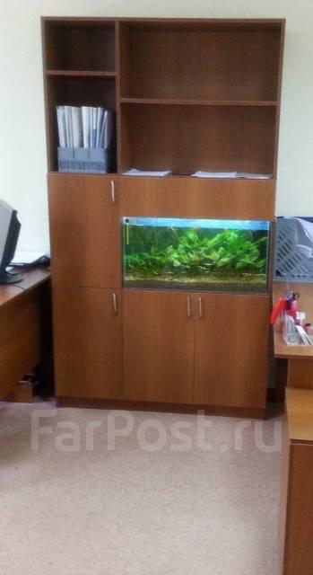Аквариум со шкафом