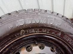 Комплект колёс зима dunlop