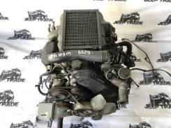 Двигатель (ДВС) в сборе 1KZ-TE для Land Cruiser Prado KZJ90/KZJ95