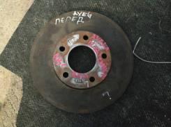Тормозной диск передний Мазда