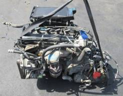 Контрактный двигатель CG13DE 2wd в сборе