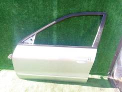 Дверь передняя левая в сборе целая MMC Galant EA1A 4G93