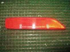 Отражатель бампера заднего правый Honda CR-V 3 (RE)