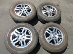 Комплект летних колес на литье 205 70 15 Б/П по РФ