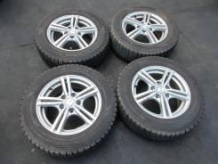 Комплект зимних колес на литье 195 65 15 Б/П по РФ W-65