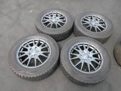 Комплект зимних колёс на литье 215 60 16 Б/П по РФ W-63