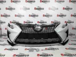 Бампер Toyota Camry (XV50/55) 2011год+ в стиле Lexus.