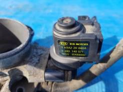 Регулятор холостого хода Kia Spectra S6D