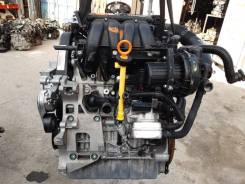 Двигатель Skoda Octavia II 1.6 BGU
