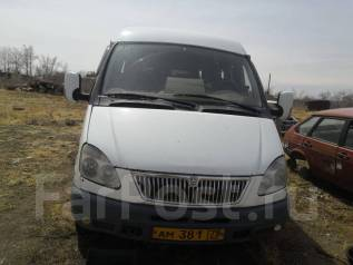 ГАЗ 322132. ГАЗ -322132, 13 мест