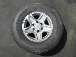 Запасное колесо на литье 265 70 16 Б/П по РФ E12