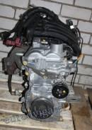 Двигатель Nissan Tiida HR16DE