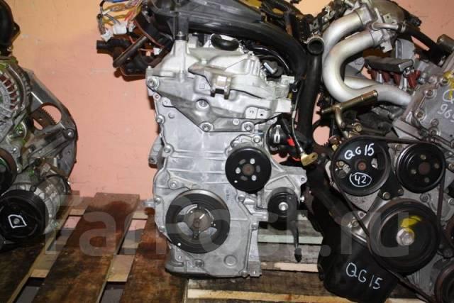 Двигатель Ниссан 1.2l HR12DE