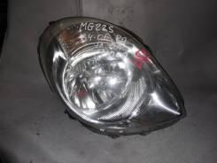 Фара передняя правая Nissan MOCO MG22S