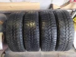 Bridgestone. зимние, шипованные, б/у, износ 70%