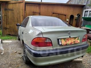 Toyota Avensis. 4AFE