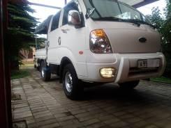 Kia Bongo III. Продаётся грузовик Kia Bongo lll, 2 902куб. см., 1 000кг., 4x4