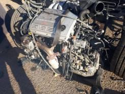 Двигатель Toyota Harrier MCU10W. 1MZFE. Chita CAR