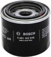 Фильтр масляный Bosch P3316