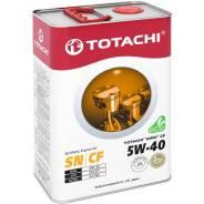 Totachi. 5W-40, синтетическое, 4,00л.
