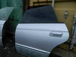 Дверь Subaru Legacy B4 задняя левая