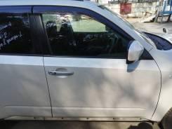 Дверь передняя правая Subaru Forester SH5. Цвет белый 37J