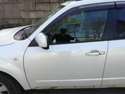 Дверь передняя левая Subaru Forester SH5. Цвет белый 37J