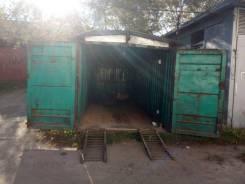 20 футовый контейнер под гараж. улица Лермонтова 79/1, р-н Трудовое