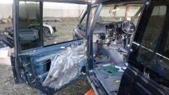 Дверь задняя левая Mazda MPV 1996 LVLR, WLTE