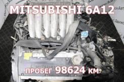 Двигатель Mitsubishi 6A12 Контрактный | Установка, Гарантия
