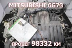 Двигатель Mitsubishi 6G73 Контрактный   Установка, Гарантия